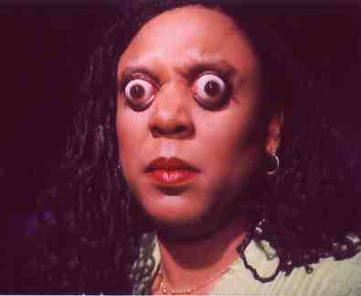 Bug Eyes The